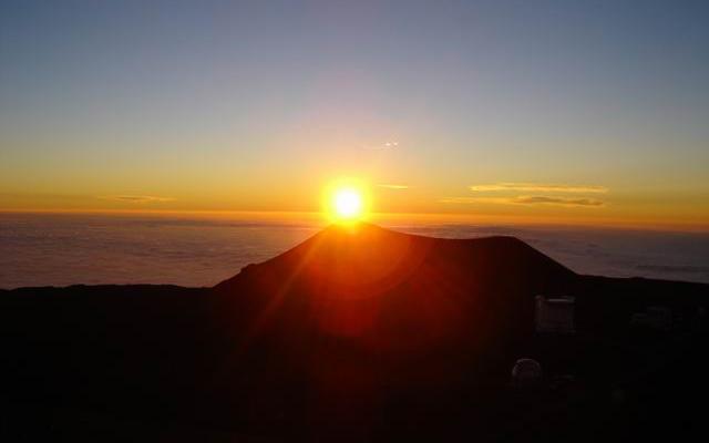 太公望マウナケア山頂サンセットとスター・ゲイジング (天体観測)
