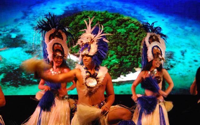 テ・モアナ・ヌイ~太平洋の物語~ディナー・ショー スタンダード
