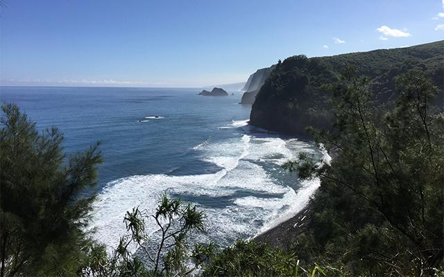 コハラ・コナ・西海岸名所めぐり(1日コース)