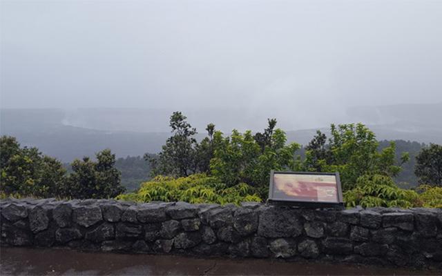 ハワイ島日帰り観光