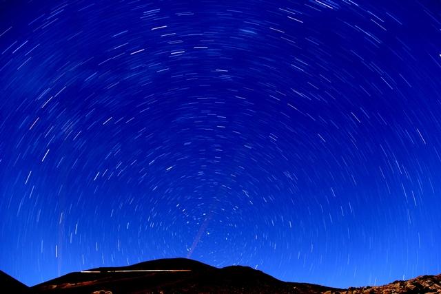 マウナケア山頂とスター・ゲイジング(天体観測)