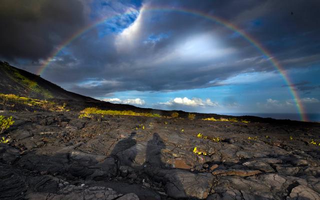 ハワイアンディナーと星空キラキラツアー