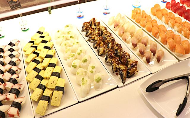 カク寿司&シーフード・ビュッフェ